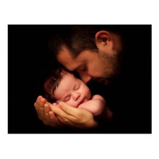 A Father's Love Postcard