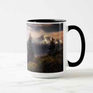 A Favorite View of Mt. Shasta and Black Butte Mug
