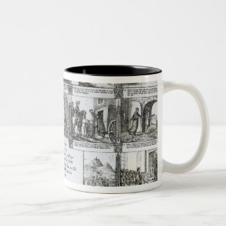A Feast to Celebrate the Reformation Two-Tone Coffee Mug