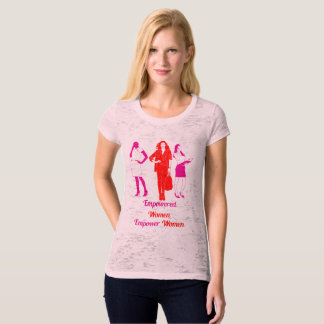 A Feminine T-shirt for all the Divas out there