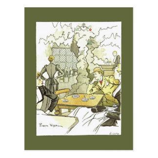À Femmes~Women de brasserie dans Brasserie~Pierre Cartes Postales