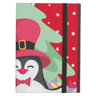 A Festive Penguin - 1 Case For iPad Air