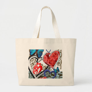 A Few of My Favorite Things Collection Large Tote Bag