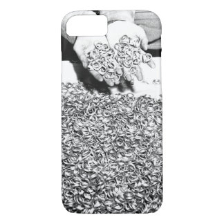 A few of the thousands of wedding_War image iPhone 7 Case