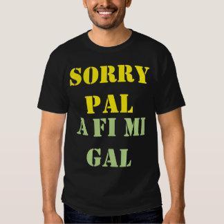 A fi mi gal-my girl shirt