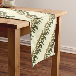 A Field of Golden Jonquils Short Table Runner