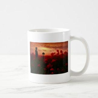 A Field of Heroes Coffee Mug