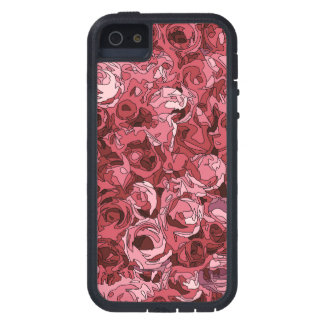 A Field of Pink Roses iPhone 5/5S Covers
