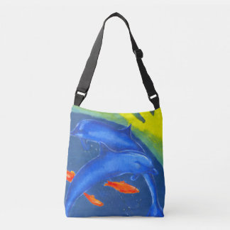A fine colourful Tote Bag