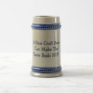 A Fine Craft...Beer Stein Beer Steins
