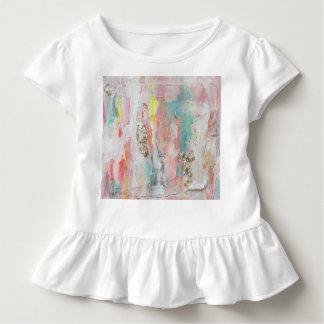 A Fine Day - Mixed Media Abstract Painting Toddler T-shirt