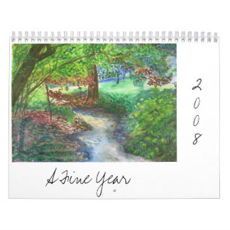 A Fine Year Calendars