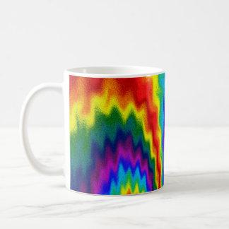 A Fire In A Rainbow Coffee Mug