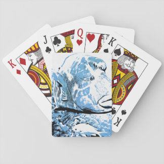 A fish called Wally Playing Cards