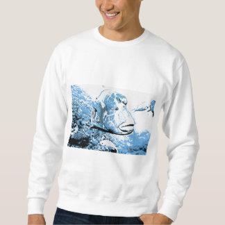 A fish called Wally Sweatshirt