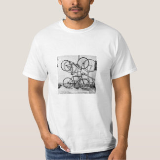 A fixie riding a fixie T-Shirt
