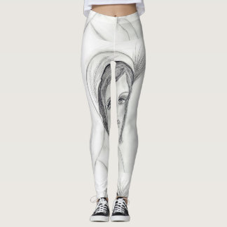 A Flapper Leggings