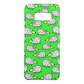 A Flock of Sheep in a Field Case-Mate Samsung Galaxy S8 Case