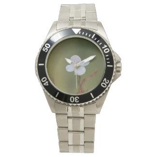 a flower watch