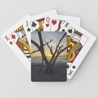 A Folly Sunrise Playing Cards