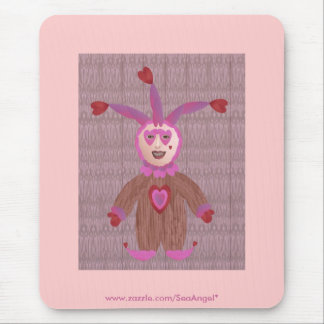 A Fool For Love Mouse Pad
