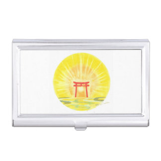 A fortune-inviting card case opening luck cardcase