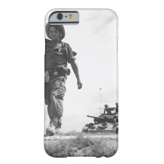 A French Foreign Legionnaire_War Image Barely There iPhone 6 Case