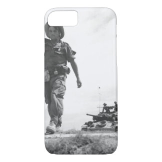 A French Foreign Legionnaire_War Image iPhone 7 Case