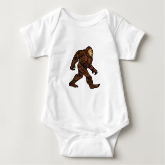 A Friendly Strut Baby Bodysuit
