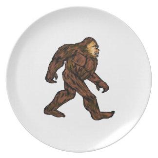 A Friendly Strut Dinner Plates