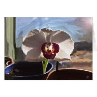A Friends Flower Card