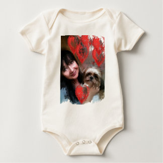 a full heart_Painting_EQUALIZED.jpg Baby Bodysuit