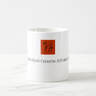 A fun mug design by David Moore