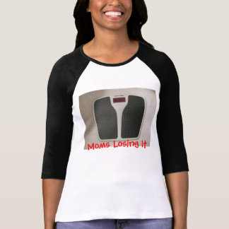 A fun t-shirt about losing weight