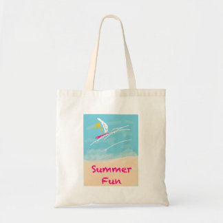 A fun tote bag to show how much you love Summer