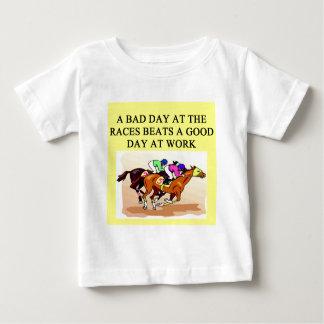 a funny horse player racing joke t shirts