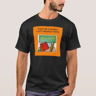 a funny math joke T-Shirt