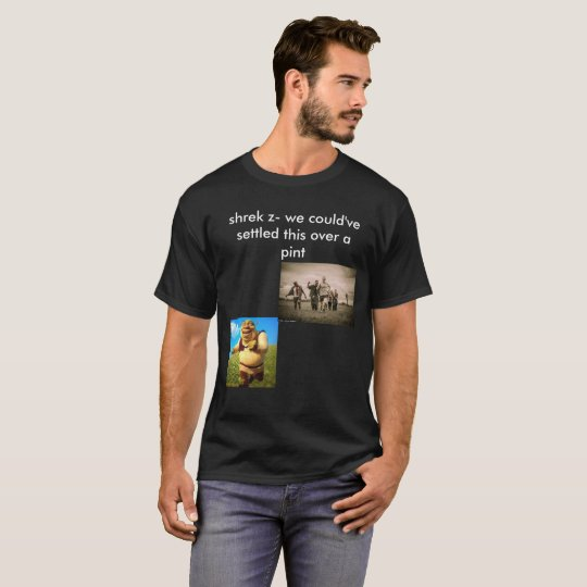 A funny shirt