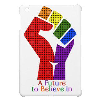 A Future to Believe in LGBT iPad Mini Cover