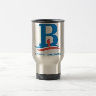 A future to believe in Mug! Travel Mug