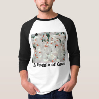 A Gaggle of Geese T-Shirt