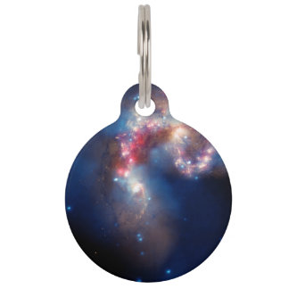 A Galactic Spectacle Pet Name Tags