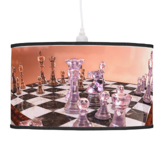 A Game of Chess Hanging Lamps