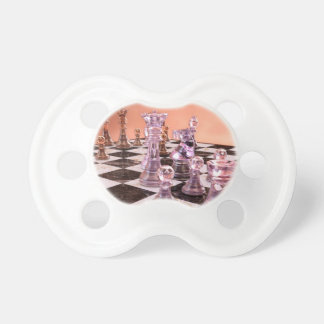 A Game of Chess Pacifiers