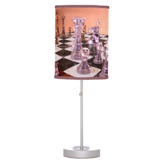 A Game of Chess Table Lamps