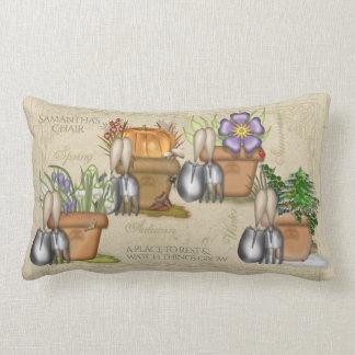 A Garden For All Seasons Lumbar Pillow