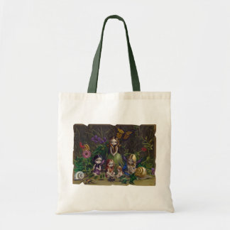 A Gathering of Faeries gothic fairy art Bag