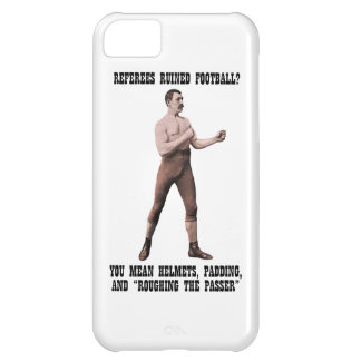 A Genuine Overly Manly Man Cover For iPhone 5C