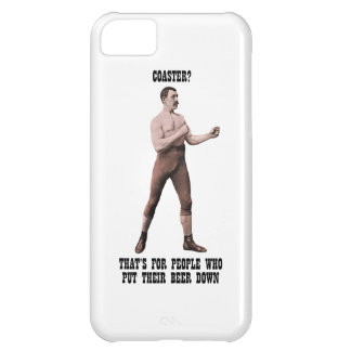 A Genuine Overly Manly Man iPhone 5C Cover