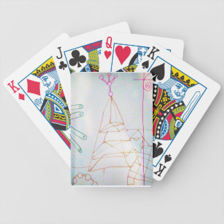 A Geometers Glass Bead Game Bicycle Playing Cards